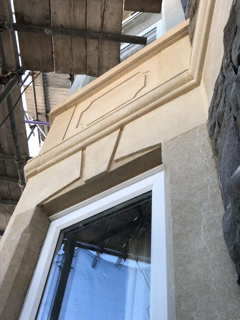 Stone Restoration Matt King Stonemason